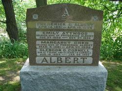 Emily <i>Attwood</i> Albert