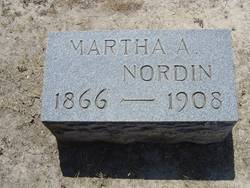 Martha A <i>Council</i> Nordin