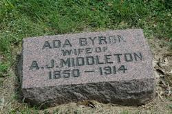 Andrew J Middleton