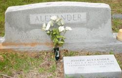 Mary Francis Mammy <i>Peters</i> Alexander