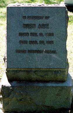 Lieut Hugh Adie, Jr