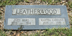 John More Leatherwood