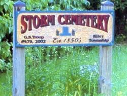 Storm Cemetery