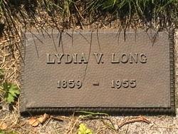 Lydia Victoria <i>Vinall</i> Long