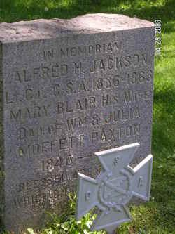 LTC Alfred Henry Jackson