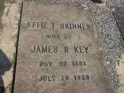 Effie I. Skinner Key