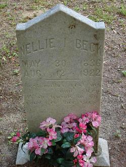 Nellie Isabella <i>Fleming</i> Beck