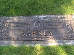 William James Bill Barnes