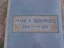Frank O. Bloodworth