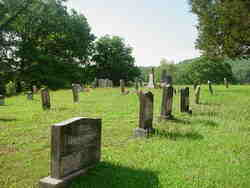 Notla Baptist Church Cemetery