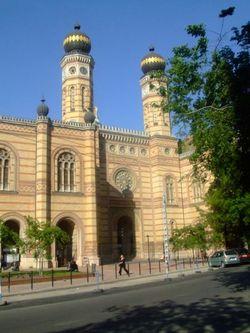 Doh�ny Street Synagogue
