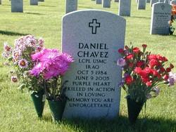 LCpl Daniel Chavez