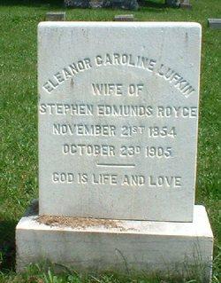 Eleanor Caroline <i>Lufkin</i> Royce