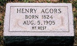 Pvt Henry Acors
