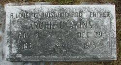 Archibald Columbus Akins