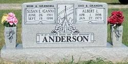 Susan E. <i>Gann</i> Anderson