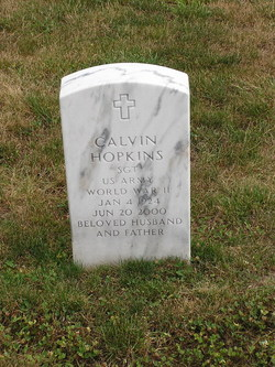 Calvin Hopkins