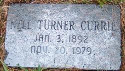 Nell Robin <i>Turner</i> Currie