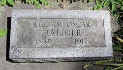 William Oscar Matzger