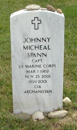 Johnny Spann