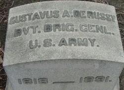 Gustavus Adolphus DeRussy
