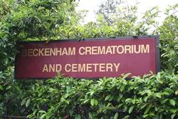 Beckenham Cemetery and Crematorium