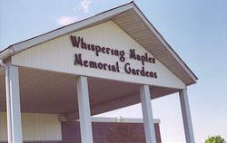 Whispering Maples Memorial Gardens