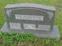 Elsie E. <i>Borth</i> Fradette