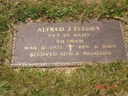 Alfred James Fleury