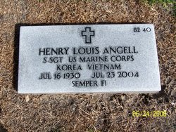 Henry Louis Angell