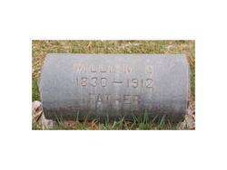 William Obed W.O. Parmenter