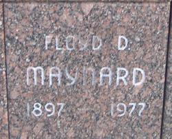 Floyd Delaware Maynard