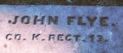Pvt John Fly