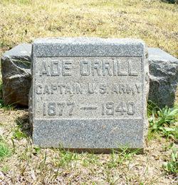 Adrien Love Ade Orrill