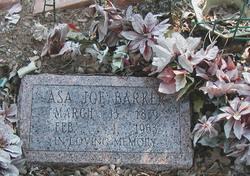 Asa Joseph Barker