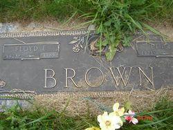 Floyd E Brown