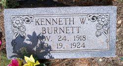 Kenneth W Burnett