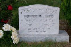 Amanda Madge Mandie <i>Sizemore</i> Manis