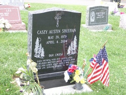 Casey Austin Sheehan