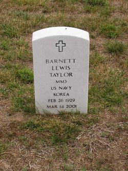 Barnett Lewis Taylor