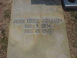 John Eddie Johnson