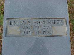 Linton Stephens Holsenbeck, Sr