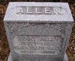 Eliza Ellen Allen