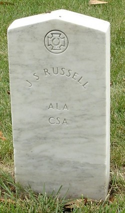Pvt Jesse S. Russell