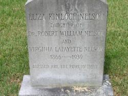 Eliza Kinloch Nelson