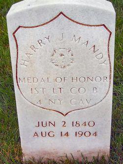 Harry J. Mandy