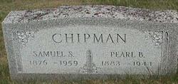 Pearl B. <i>Lint</i> Chipman