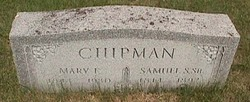Mary F. <i>Eckhart</i> Chipman