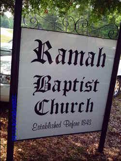 Ramah Baptist Church Cemetery