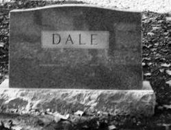 Ella May <i>Dow</i> Dale